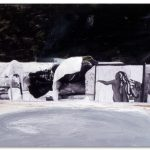 Hogar Dulce Hogar, 2002, Fotografía, acrílico y óleo sobre tablero