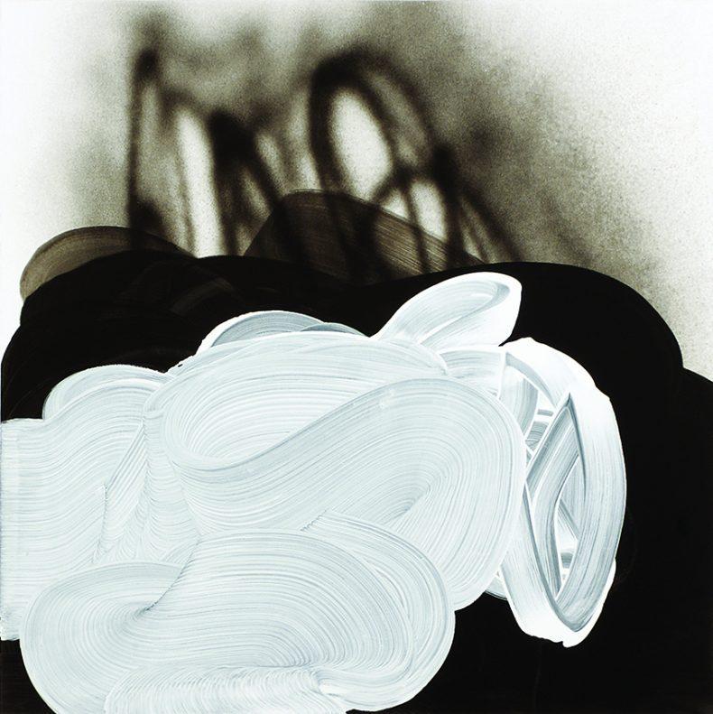 ST, 2011, Acrílico sobre tela, 100x100 cm