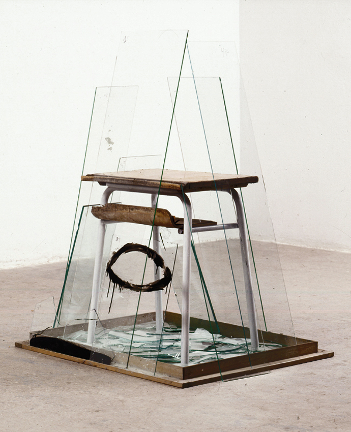 Gran Madre, 1999, Técnica mixta, 130x100x81 cm