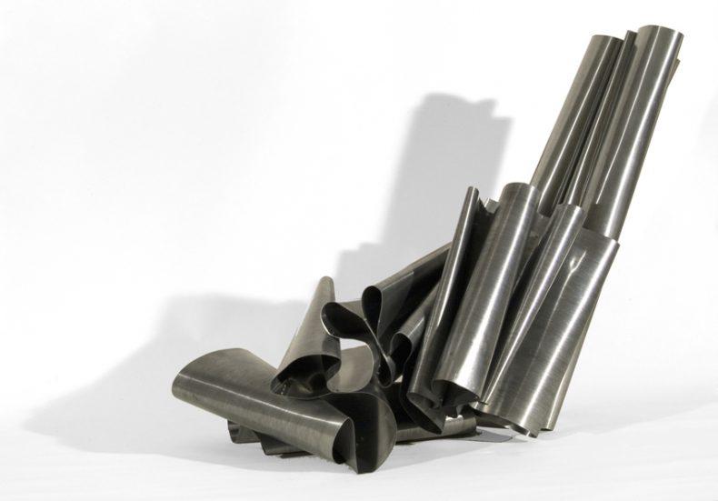 AKA, 2010, Zinc, 97x120x75