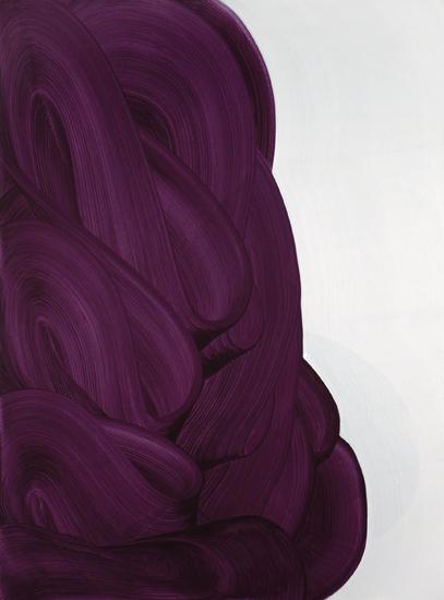Qiuran, 2012, Acrílico sobre tela, 130x97 cm