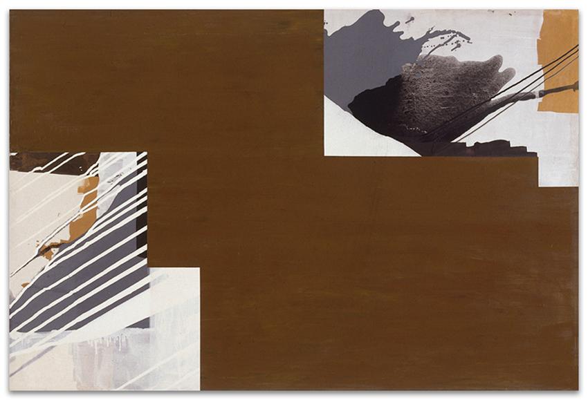 Urbano, 2004, Acrílico y óleo sobre tela, 120x180 cm