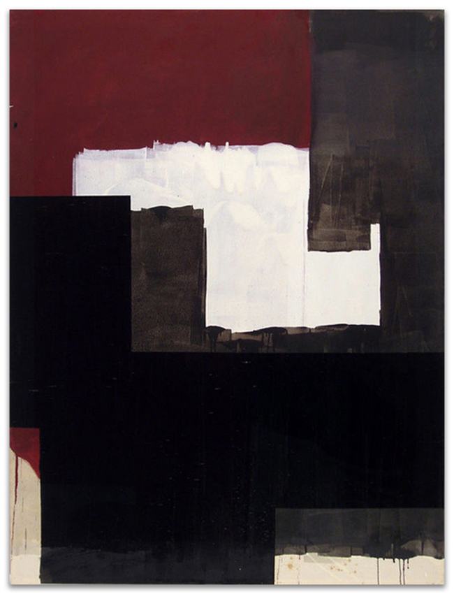 Fílides, 2003, Acrílico y óleo sobre tela, 200x150 cm