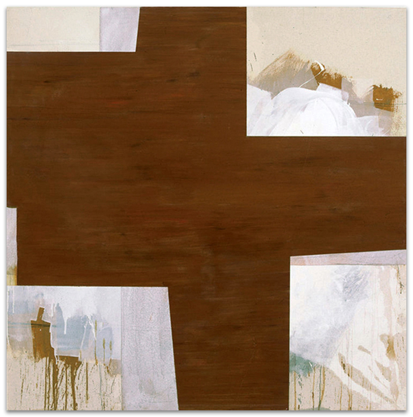 Sensu Lato, 2004, Acrílico y óleo sobre tela, 150 x 150 cm / Co