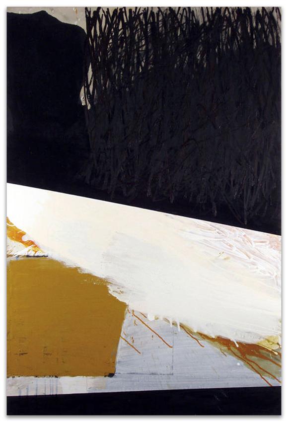 S.T., 2002, Acrílico sobre tela, 180x120 cm